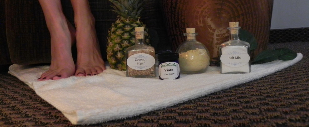 Reflexology Foot Treatments