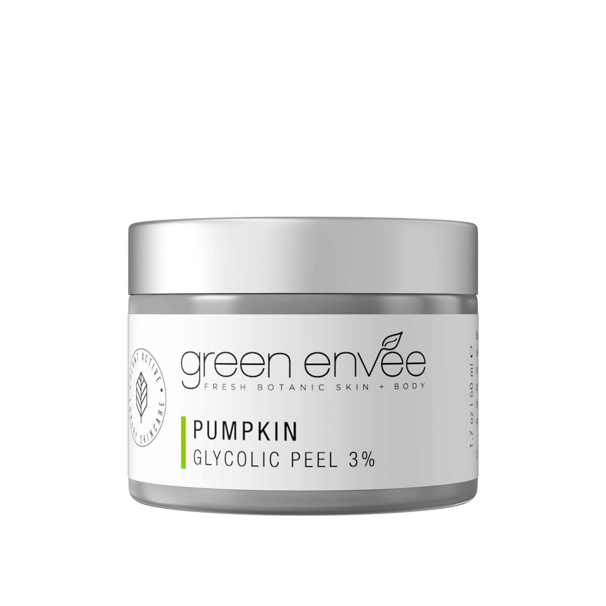 Green Envee Pumpkin Glycolic Peel 3%